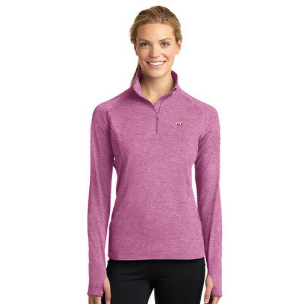 NYS Troopers Ladies 1/4 Zip Performance Pullover- 2 Colors