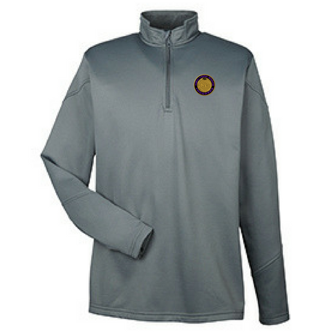 NYS Troopers 1/4 Zip Performance Fleece Pullover- 2 Colors, 3 Logo Options