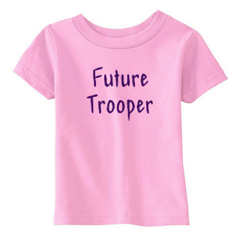 NYS Troopers Toddler T-shirt- 3 Colors, 2 Logo Options