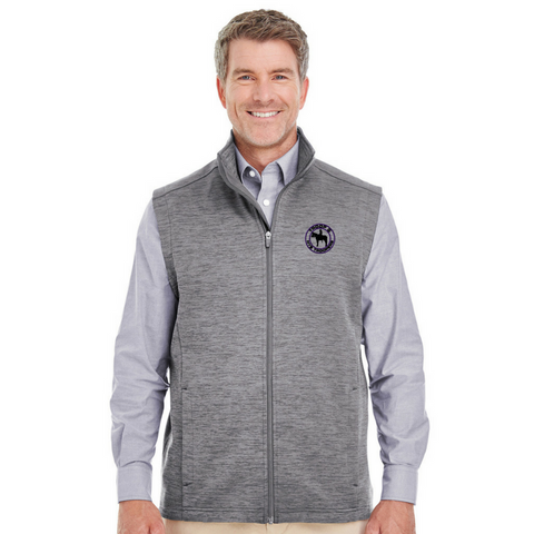 NYS Troopers Performance Fleece Vest- 2 Colors, 3 Logo Options