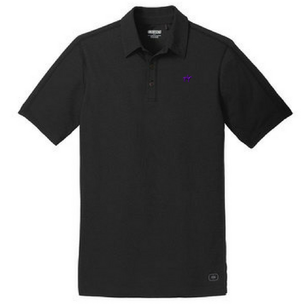 NYS Troopers Heather Blend Polo- Ladies & Men's, 2 Colors, 3 Logo Options