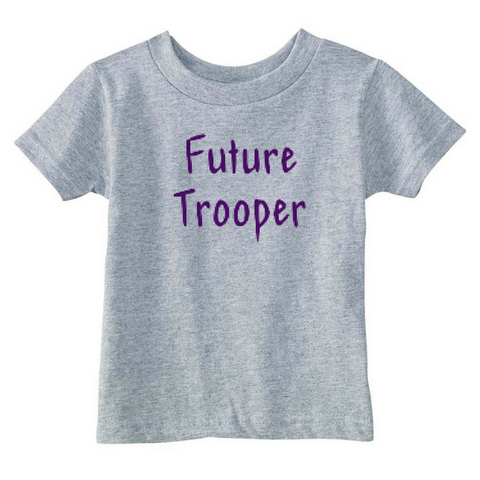 NYS Troopers Infant T-shirt- 3 Colors, 2 Logo Options