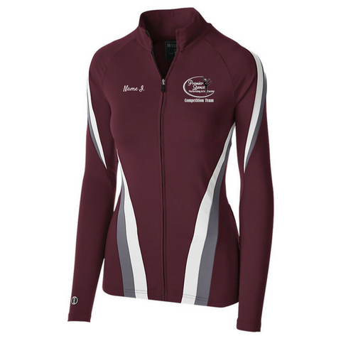 Premier Dance Team Jacket- Girls & Ladies