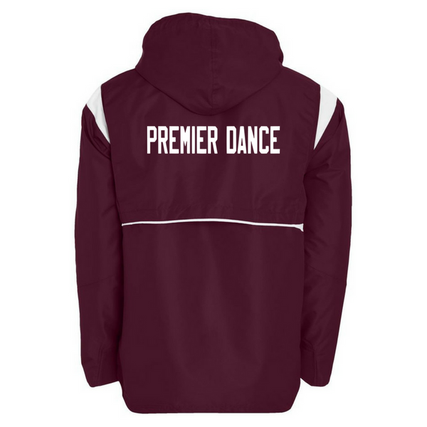 Premier Dance Hooded Full-Zip Jacket- Youth & Adult