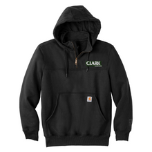 Load image into Gallery viewer, Clark Companies Carhartt Heavyweight 1/4 Zip Mock Sweatshirt- 2 Colors