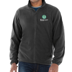 King Dairy 3-in-1 Jacket with Fleece Jacket Insert