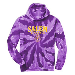 Salem Tie-Dye Hoodie- Youth & Adult, 2 Colors