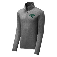 Load image into Gallery viewer, Greenwich Lightweight Tri-Blend 1/4 Zip Pullover- Ladies & Men's, 3 Colors