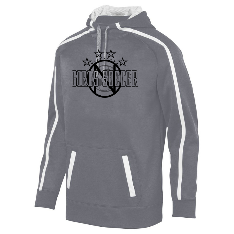 Niskayuna Soccer Performance Hoodie- Youth, Ladies & Men's, 3 Colors