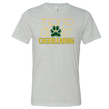 Load image into Gallery viewer, Siena Cheer Tri-Blend T-Shirt- 3 Colors, 2 Logo Options