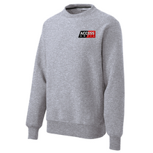 Load image into Gallery viewer, Anvil/Scott Heavyweight Crewneck Sweatshirt- 3 Colors, 2 Logo Opitons