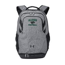 Load image into Gallery viewer, Schalmont Football Under Armour Backpack- 2 Colors
