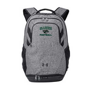 Schalmont Football Under Armour Backpack- 2 Colors
