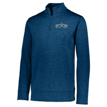 Load image into Gallery viewer, Saratoga Stars 1/4 Zip Heather Performance Pullover- Ladies & Men's, 3 Colors