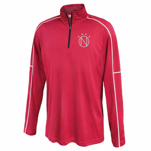 Niskayuna Soccer 1/4 Zip Performance Pullover- Youth, Ladies & Men's, 3 Colors