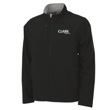 Load image into Gallery viewer, Clark Companies Soft Shell Jacket- Ladies & Men's, 2 Colors