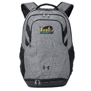 Siena Cheer Under Armour Backpack- 2 Colors, 2 Logo Options