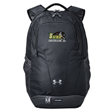 Load image into Gallery viewer, Siena Cheer Under Armour Backpack- 2 Colors, 2 Logo Options