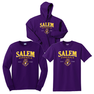 Salem Cotton Bundle- Youth & Adult, 3 Colors