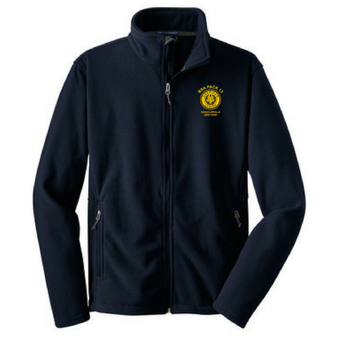 BSA Pack 13 Full Zip Fleece- Youth, Ladies, & Men's