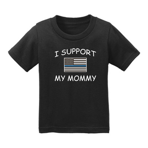 Toddler/Infant Cotton T-shirt- 3 Colors, 3 Logos