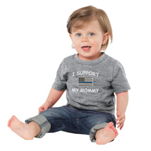 Load image into Gallery viewer, Toddler/Infant Cotton T-shirt- 3 Colors, 3 Logos