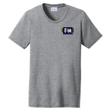 Load image into Gallery viewer, Fort Miller Group Cotton Tee- Ladies & Men's, 3 Colors, 4 Logo Options