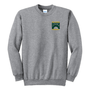 RCSTA Crew Neck Sweatshirt- Youth & Adult, 4 Colors