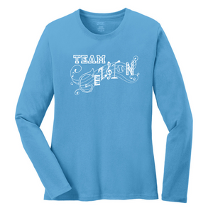 Team Gelston Long Sleeve T-Shirt- Youth, Ladies, & Men's, 2 Colors
