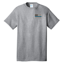 Load image into Gallery viewer, Short Sleeve Cotton Tee- Youth & Adult, 5 Colors, 3 Logo Options
