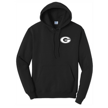 Load image into Gallery viewer, Guilderland Core Fleece Hooded Sweatshirt- Youth & Adult, 3 Colors