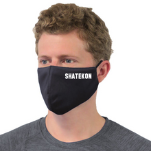 Load image into Gallery viewer, Shen Performance Face Mask, 3 sizes, 4 colors, 2 Logo Options