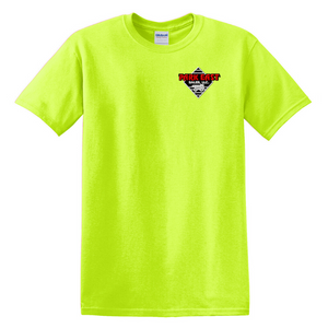 Park East Cotton Tee- Youth & Adult, 6 Colors