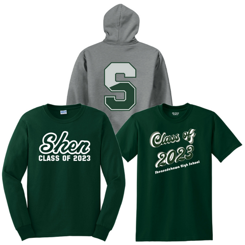Shen Class of 2023 Cotton Bundle- Youth & Adult