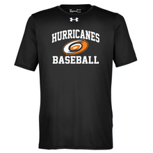 Load image into Gallery viewer, Hurricanes Under Armour Short Sleeve Performance Shirt- Ladies & Men's, 4 Colors