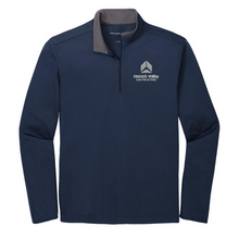 Load image into Gallery viewer, HVC Silk Touch Performance 1/4 Zip- Men's & Ladies, 3 Colors
