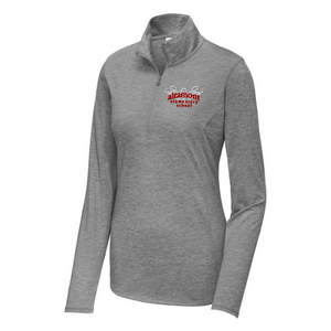 Altamont Lightweight Tri-Blend 1/4 Zip Pullover- Ladies & Men's, 3 Colors