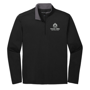 HVC Silk Touch Performance 1/4 Zip- Men's & Ladies, 3 Colors