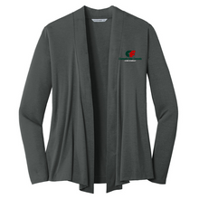 Load image into Gallery viewer, Callanan Ladies Open Cardigan- 2 Colors