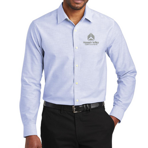 HVC Slim Fit SuperPro Oxford Shirt- 2 Colors