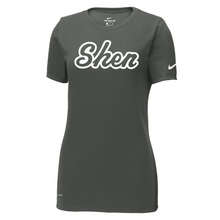 Load image into Gallery viewer, Shen Plainsmen Nike Cotton/Poly T-Shirt- Ladies & Mens, 3 Colors