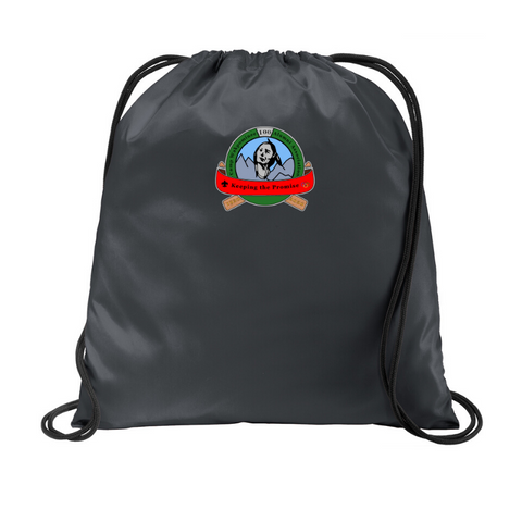 Camp Wakpominee Solid Drawstring Bag- 2 Colors