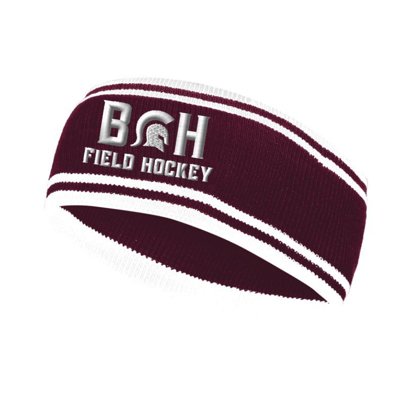 BHBL Field Hockey Winter Headband- 2 Colors