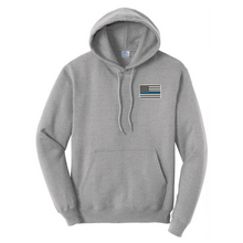 Load image into Gallery viewer, Core Fleece Hooded Sweatshirt- Youth & Adult, 3 Colors, 3 Logo Options