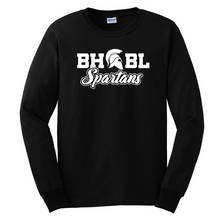 Load image into Gallery viewer, BHBL Long Sleeve Tee- Youth & Adult, 3 Colors