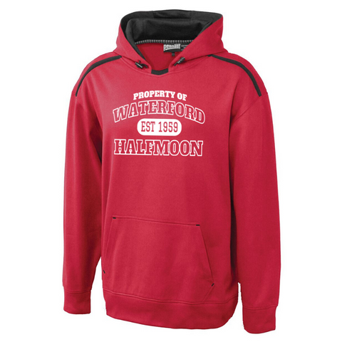 Waterford-Halfmoon Fordians Performance Hoodie- Youth & Adult, 2 Colors