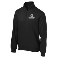 Load image into Gallery viewer, HVC 1/4 Zip Sweatshirt- 3 Colors, *Tall Sizes Available