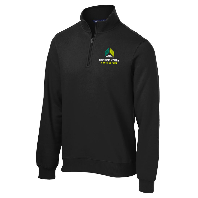 HVC 1/4 Zip Sweatshirt- 3 Colors, *Tall Sizes Available