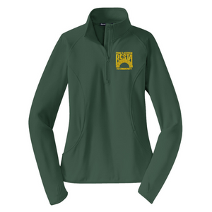 RCSTA 1/4 Zip Performance Pullover- Ladies & Men's, 3 Colors