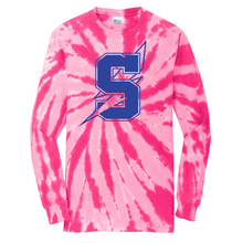 Load image into Gallery viewer, Saratoga Long Sleeve Tie-Dye Tee- 3 Colors